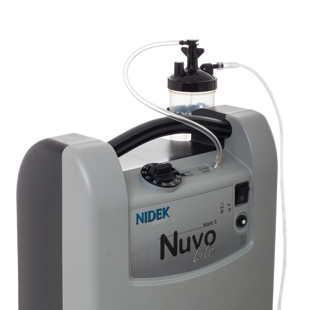 Concentrador de Oxígeno Medicinal Nidek Nuvo Lite